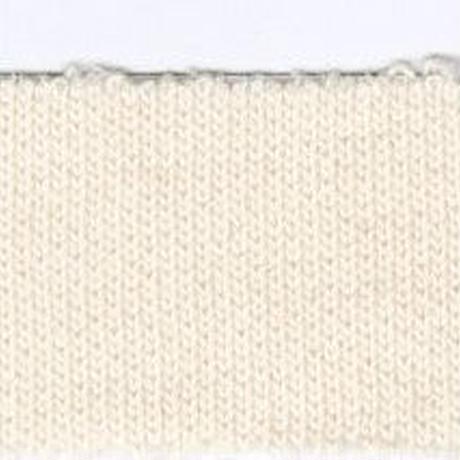 【1m単位】オーガニックコットンのニットミニ裏毛の生地