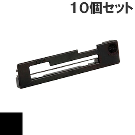 IR-91  ( B ) ブラック インクリボン カセット CITIZEN (シチズン) 汎用新品 (10個セットで、1個あたり600円です。)