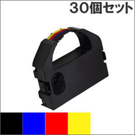 VP3000CRC 4色カラー インクリボン カセット EPSON(エプソン) 汎用新品 (30個セットで、1個あたり1680円です。)