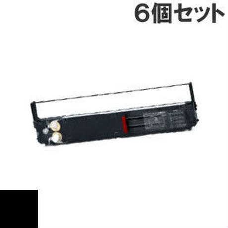 R-96 ( B ) ブラック インクリボン カセット TOSHIBA(東芝) 汎用新品 (6個セットで、1個あたり6600円です。)