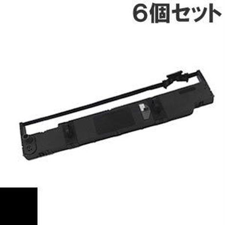 MR-M-21 ( B ) ブラック インクリボン カセット MEMOREX(メモレックス)KEL(兼松) 汎用新品 (6個セットで、1個あたり5000円です。)