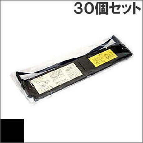 DPK24E / 0322310 ( B ) ブラック インクリボン カセット Fujitsu(富士通) 汎用新品 (30個セットで、1個あたり2950円です。)