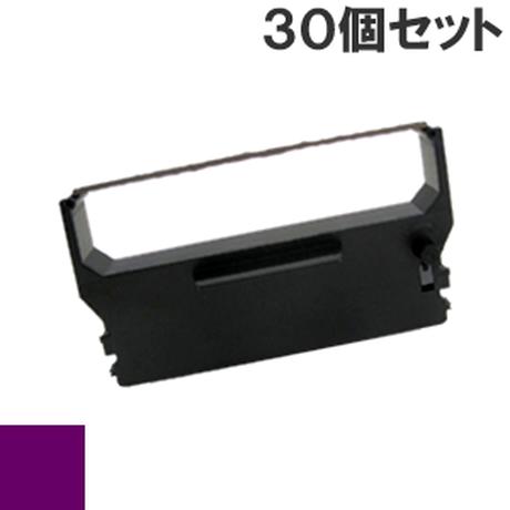 RC330 ( P ) パープル インクリボン カセット STAR(スター精密) 汎用新品 (30個セットで、1個あたり800円です。)