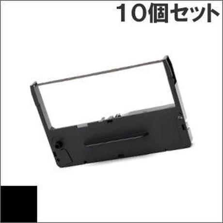 ERC-11 ( B ) ブラック インクリボン カセット EPSON(エプソン) 汎用新品 (10個セットで、1個あたり890円です。)