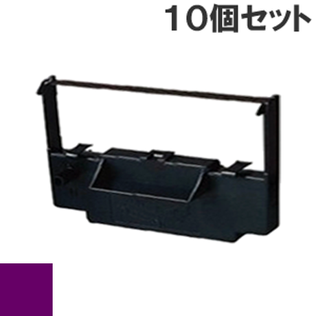 Z-071 / SR402 ( P ) パープル インクリボン カセット BROTHER (ブラザー) 汎用新品 (10個セットで、1個あたり980円です。)