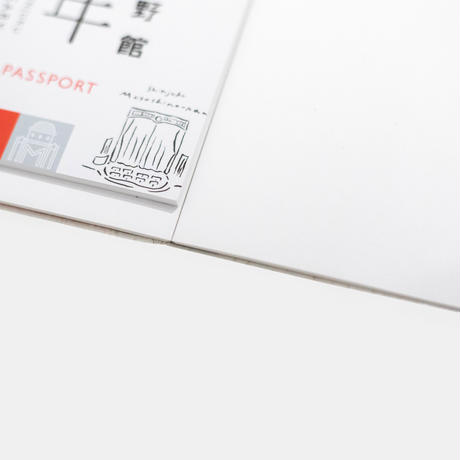 武蔵野館百周年記念 記念パスポート