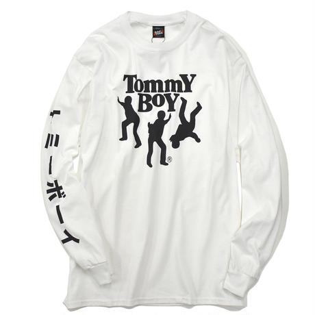 TOMMY BOY LOGO L/S TEE / RT-TB002