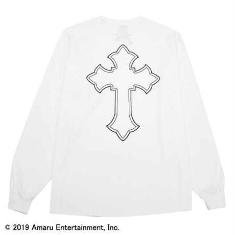 2PAC CROSS L/S TEE / RT-TU002