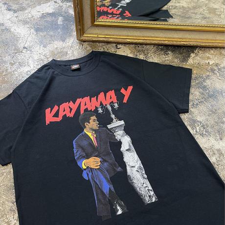 RAP TEES x KAYAMA YUZO COLLABORATION TEE / RT-KY-001