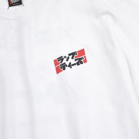 RAP TEES S/S TEE(ラップティーズ) / RT-IN002SS