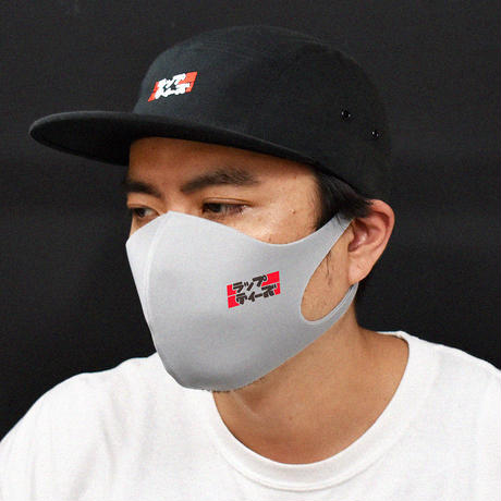 RAPTEES LOGO MASK/RT-MSK01/i
