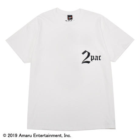 2PAC CROSS S/S TEE / RT-TU001