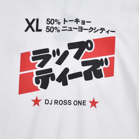 RAP TEES S/S TEE(ラップティーズ) / RT-IN002SS