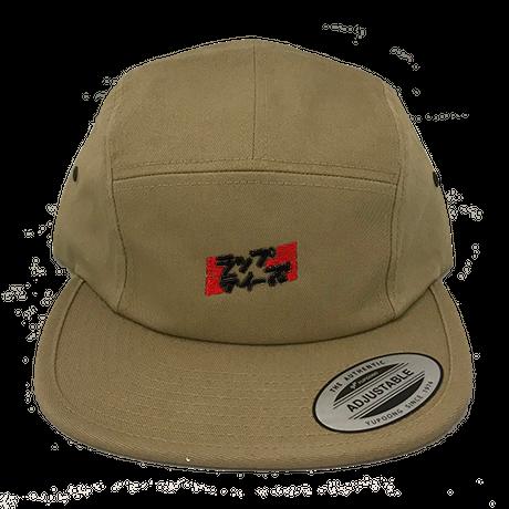 ラップティーズ LOGO JET CAP/RT-IN006CP/i