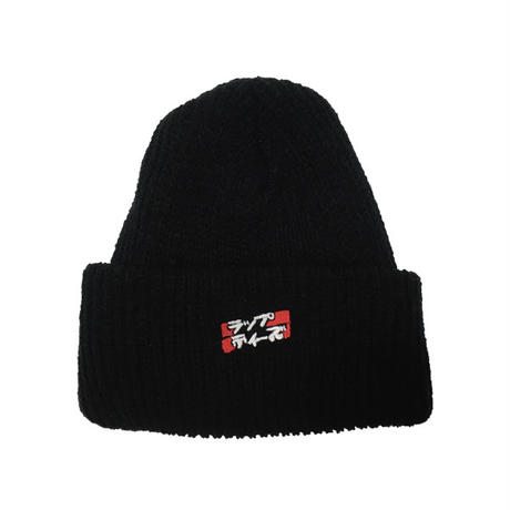 RAP TEES LOGO WATCH CAP(ラップティーズ) / RT-IN002KC