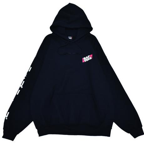 RAP TEES LOGO HOODIE/RT-IN001HD