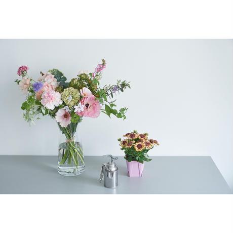 花束Mと花瓶set