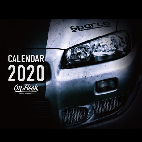 OnFleek & EDGEコラボカレンダー2020