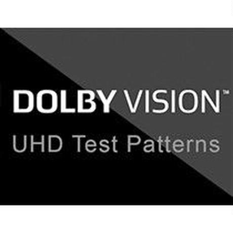 DVS UHD|Dolby Vision Test Pattern Suite (MP4)[デジタルダウンロード版]