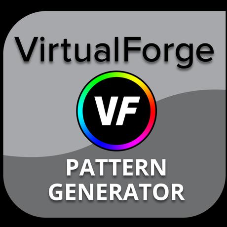 VirtualForge software pattern generator