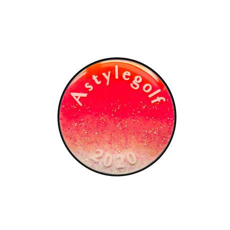 """Astylegolf 【オリジナルnameマーカー""""gradation""""】"""