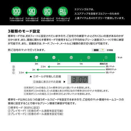 PUTT NAVIGATION(パットナビゲーション)パター用デジタル距離計