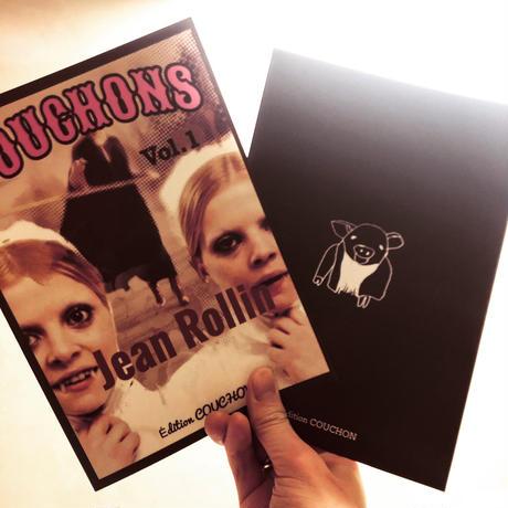 COUCHONS vol.1: Jean Rollin