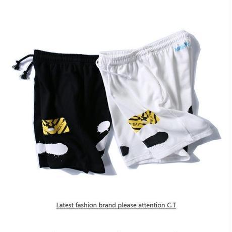 オフホワイトoffwhiteカジュアルパンツ 大人気 上質 ショートパンツ