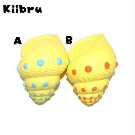 【送料無料】【Kiibru】巻貝スクイーズ