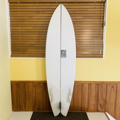 """Nautilus 6'6"""" Bonzer"""