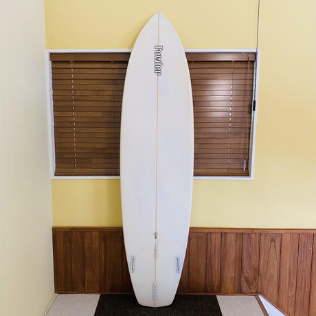 "【USED】The Stoker V-machine 7'9"""