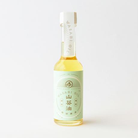 西河商店の山葵油〈たかはしよしこセレクション〉