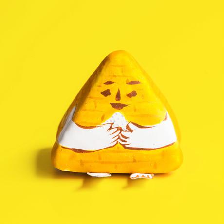 豊永盛人さんのエジプト塩人形