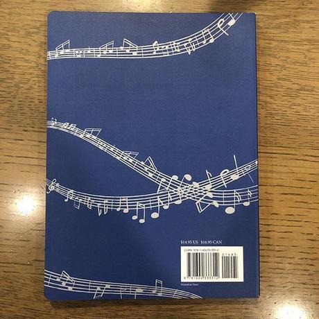 Musician's Notebook Piano (英語) ペーパーバック – 2014/7/15
