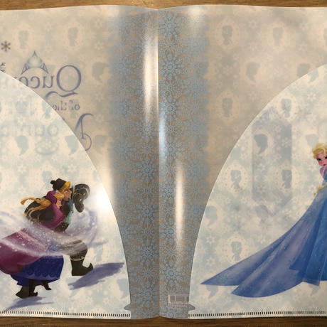 ディズニー アナと雪の女王 クリアファイル 他セット