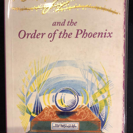No.5  Harry Potter and the order of the phoenix