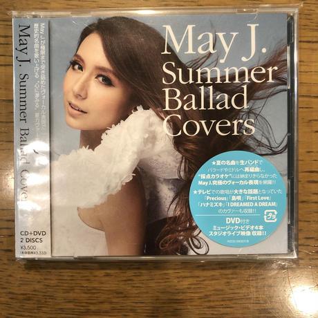 "May J. アルバム ""SummerBallad Covers"""