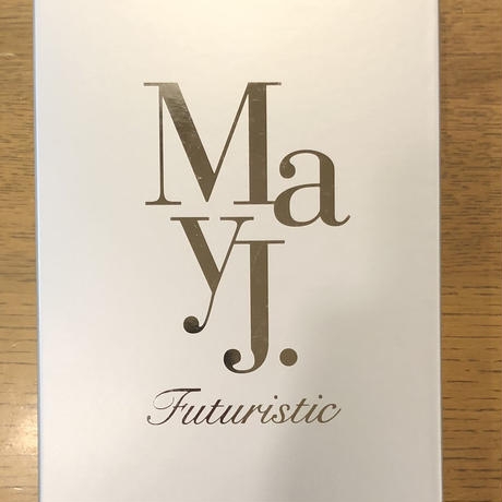 May J.  Futuristic -10th Anniversary BOX-(CD+5枚組DVD+写真集)
