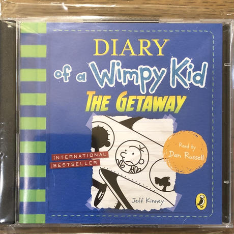 No.12  Diary of a Wimpy Kid: #12 Gateway (英語) CD – Audiobook, CD, Unabridged