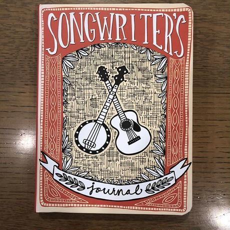 Songwriter's Journal (英語) ハードカバー – 2014/1/23