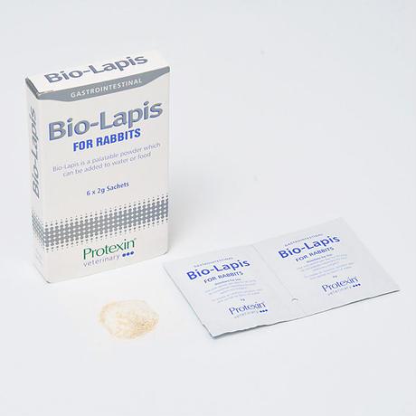 Bio-Lapis マイクロカプセルに含まれたウサギ専用生菌剤!