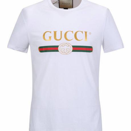 グッチ 男女兼用 Tシャツ 半袖 2色 人気新品 セレブ愛用 ファッション XHX204