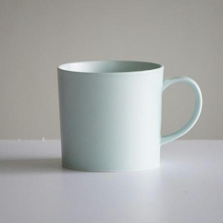 マグカップ ミントブルー