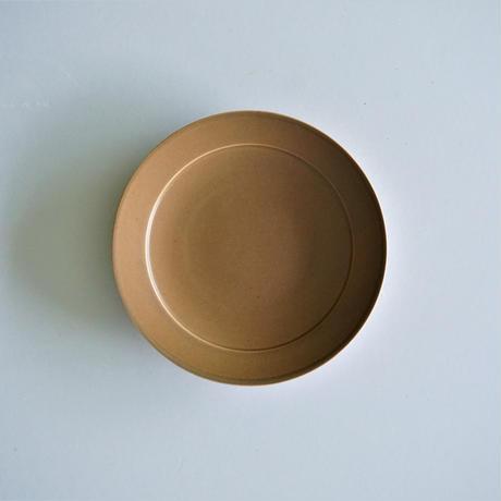 リム小皿  モカブラウン