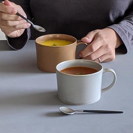 スープマグカップ モカブラウン