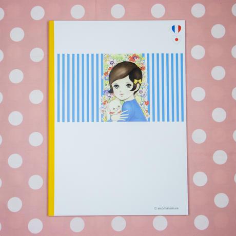なつこノート(A4)