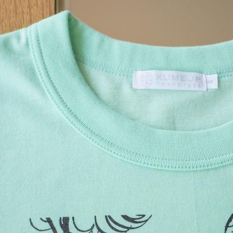 おめめTシャツ(ミント)