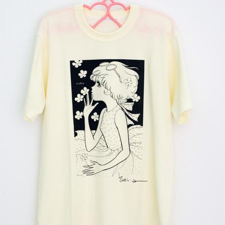 うららTシャツ(クリーム)