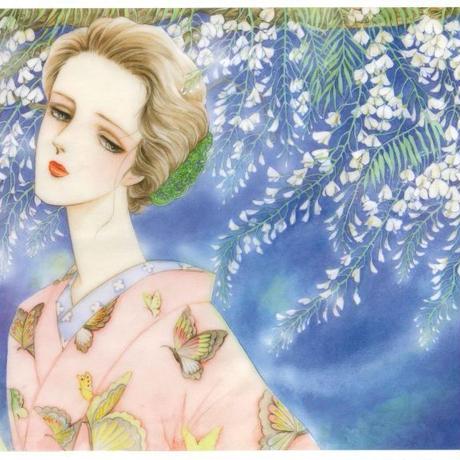 「花明の譜」A4クリアファイル