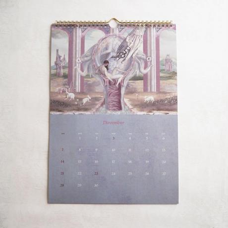 スズキエイミ 2021年 オリジナルカレンダー